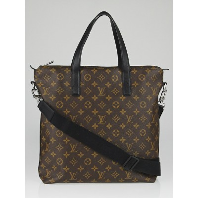 Louis Vuitton Monogram Macassar Canvas Kitan Bag