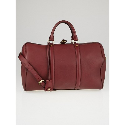 Louis Vuitton Jasper Calf Leather Sofia Coppola MM Bag