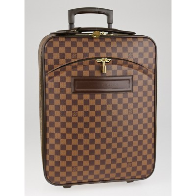 Louis Vuitton Damier Canvas Pegase 45 Suitcase