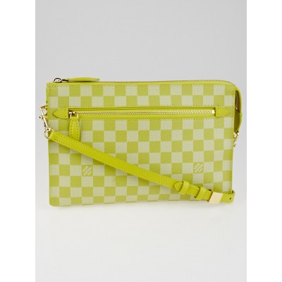 Louis Vuitton Limited Edition Mimosa Damier Couleur Modul Crossbody Bag