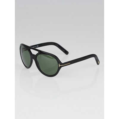 Tom Ford Black Frame Henri Sunglasses - TF141