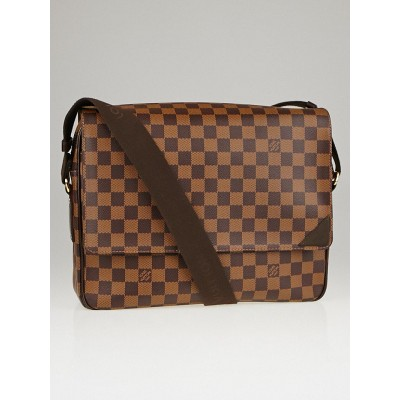Louis Vuitton Damier Canvas Shelton MM Messenger Bag