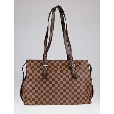 Louis Vuitton Damier Canvas Chelsea Tote Bag