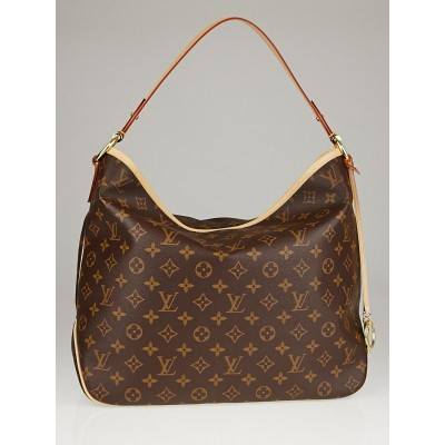 Louis Vuitton Monogram Canvas Delightful MM NM Bag