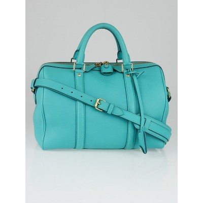 Louis Vuitton Turquoise Calf Leather Sofia Coppola SC PM Bag