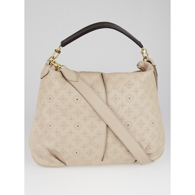 Louis Vuitton Sandy Monogram Mahina Leather Selene MM Bag