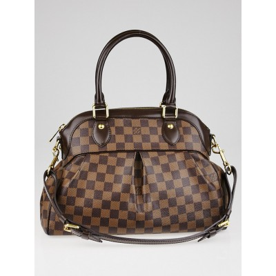 Louis Vuitton Damier Canvas Trevi PM Bag