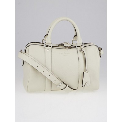 Louis Vuitton Cream Calf Leather Sofia Coppola PM Bag