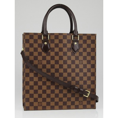 Louis Vuitton Damier Canvas Sac Plat PM Bag