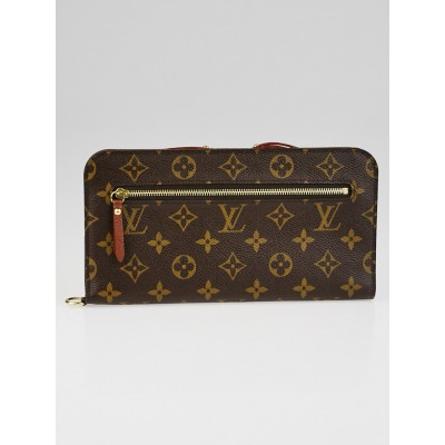 Louis Vuitton Monogram Canvas Organizer Insolite Wallet