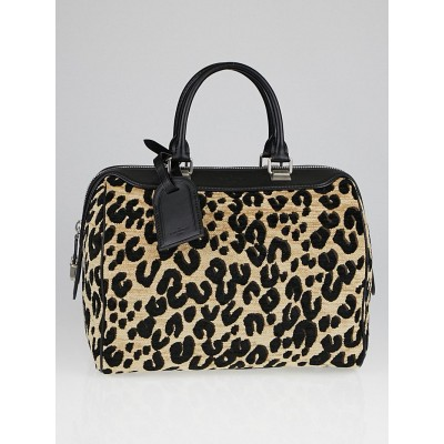 Louis Vuitton Limited Edition Stephen Sprouse Leopard Speedy Bag