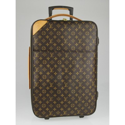 Louis Vuitton Monogram Canvas Pegase 60 Rolling Suitcase