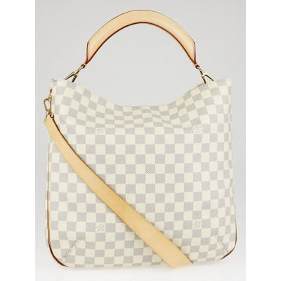 Louis Vuitton Damier Azur Canvas Soffi Bag