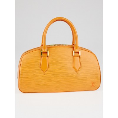 Louis Vuitton Mandarin Epi Leather Jasmine Bag