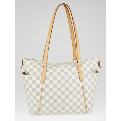 Louis Vuitton Damier Azur Canvas Totally PM NM Bag
