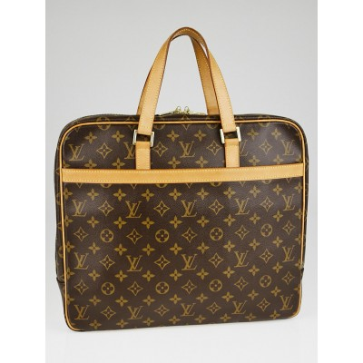 Louis Vuitton Monogram Canvas Pegase Briefcase Bag