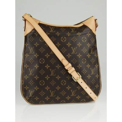 Louis Vuitton Monogram Canvas Odeon MM Bag