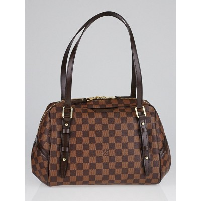 Louis Vuitton Damier Canvas Rivington GM Bag