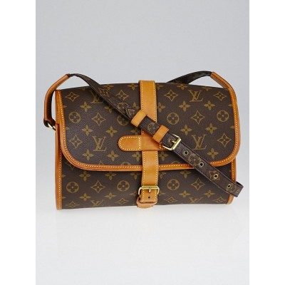 Louis Vuitton Monogram Canvas Marne Bag