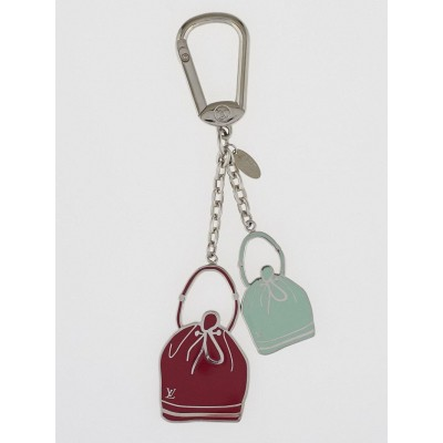 Louis Vuitton Noe Bags Key Holder and Bag Charm