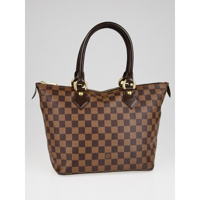 Louis Vuitton Damier Canvas Saleya PM Bag
