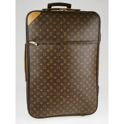 Louis Vuitton Monogram Canvas Pegase 70 Suitcase