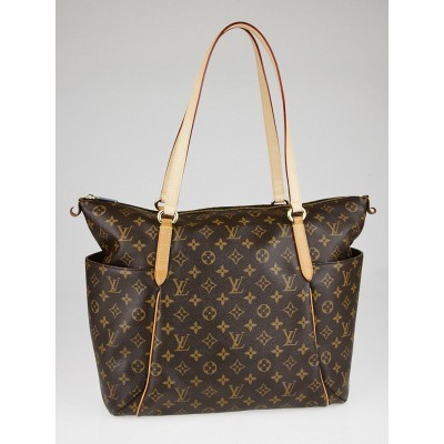 Louis Vuitton Monogram Canvas Totally GM Bag