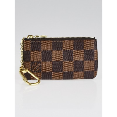 Louis Vuitton Damier Canvas Pochette Clefs NM