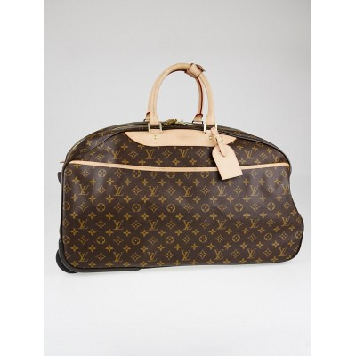 Louis Vuitton Monogram Canvas Eole 60 Rolling Luggage Bag