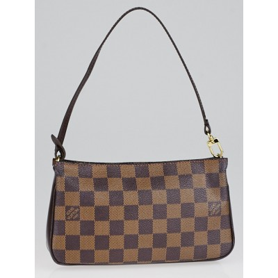 Louis Vuitton Damier Canvas Accessories Pochette Bag