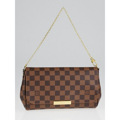 Louis Vuitton Damier Canvas Favorite MM Bag