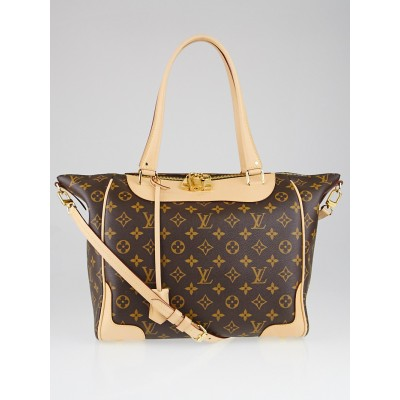 Louis Vuitton Monogram Canvas Estrela MM NM Bag