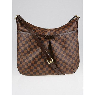 Louis Vuitton Damier Canvas Bloomsbury GM Bag