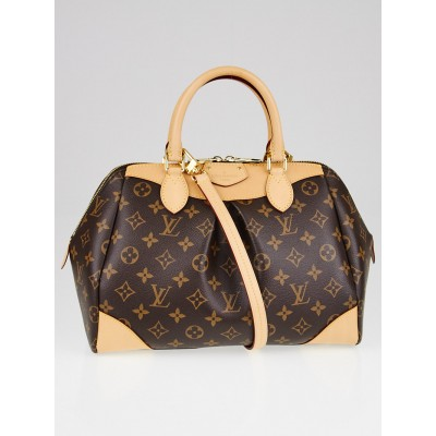 Louis Vuitton Monogram Canvas Segur Bag