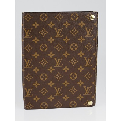 Louis Vuitton Monogram Canvas iPad Foldable Hardcase