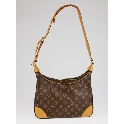 Louis Vuitton Monogram Canvas Boulogne Bag