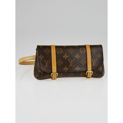Louis Vuitton Monogram Canvas Pochette Marelle Bag