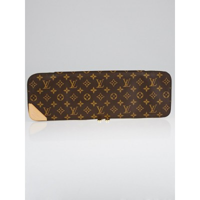 Louis Vuitton Monogram Canvas Five Tie Case Bag