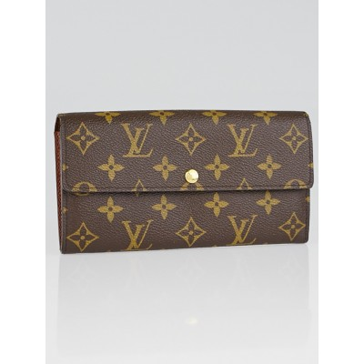 Louis Vuitton Monogram Canvas Sarah NM2 Wallet
