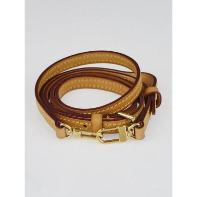 Louis Vuitton Natural Vachetta Leather Bandouliere Shoulder Strap