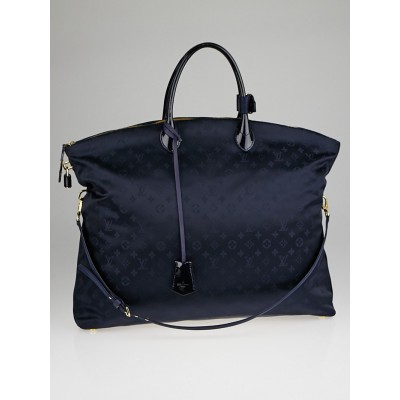 Louis Vuitton Blue Monogram Desire Vertical Lock it GM Bag