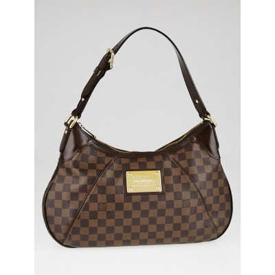 Louis Vuitton Damier Canvas Thames GM Bag