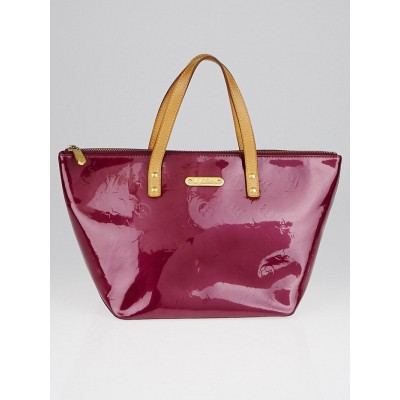 Louis Vuitton Violette Monogram Vernis Bellevue PM Bag