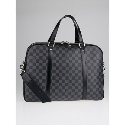 Louis Vuitton Damier Graphite Canvas Jorn Briefcase Bag