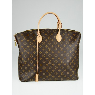 Louis Vuitton Monogram Canvas Lockit GM Bag