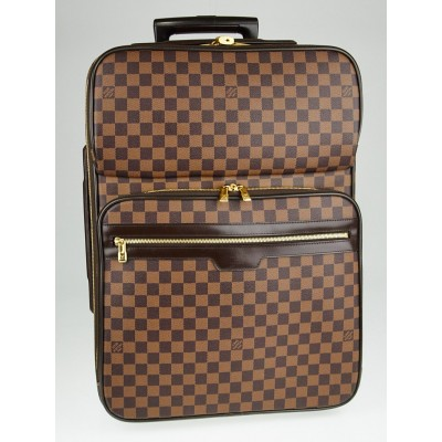 Louis Vuitton Damier Canvas Pegase 55 Business Suitcase