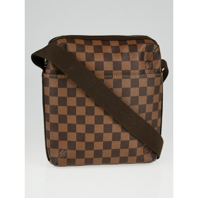 Louis Vuitton Damier Canvas Trotteur Beaubourg PM Bag