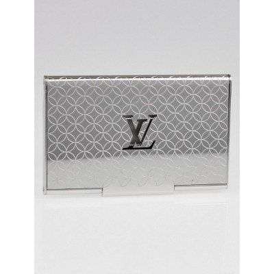 Louis Vuitton Palladium Metal Champs-Elysees Card Holder
