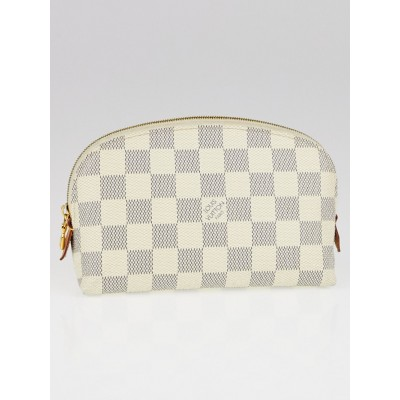 Louis Vuitton Damier Azur Canvas Cosmetic Pouch