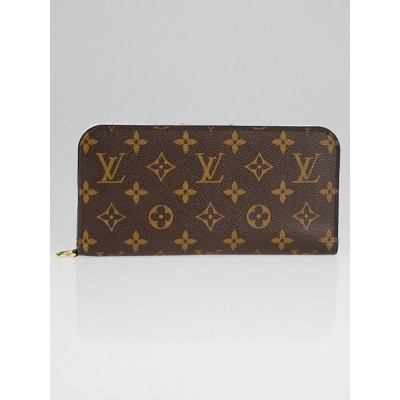 Louis Vuitton Monogram Canvas Fleuri Insolite Wallet
